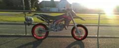 Aprilia SX 50 2012