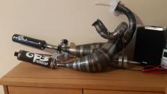 KRM 90-100cc/Trokel GP3